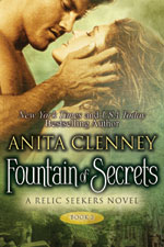 Fountain of Secrets -- Anita Clenney