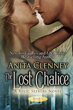The Lost Chalice -- Anita Clenney